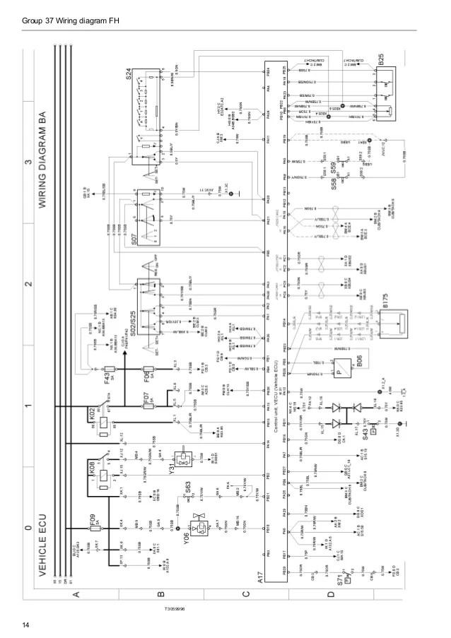 Volvo D12 Fuel Schematic