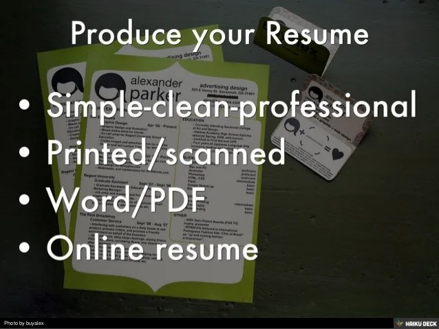 Building Careers Amp Writing Resumes