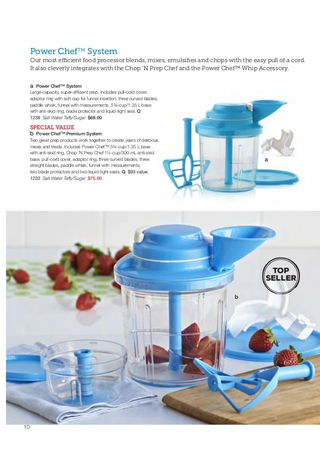 Tupperware New Catalog 2015