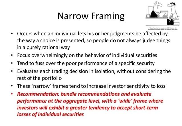 narrow framing | Allframes5.org