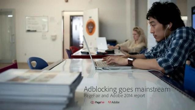 Adblocking Goes Mainstream