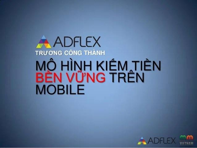 [Mobile Monday T7] - Mô hình kiếm tiền bền vững trên mobile
