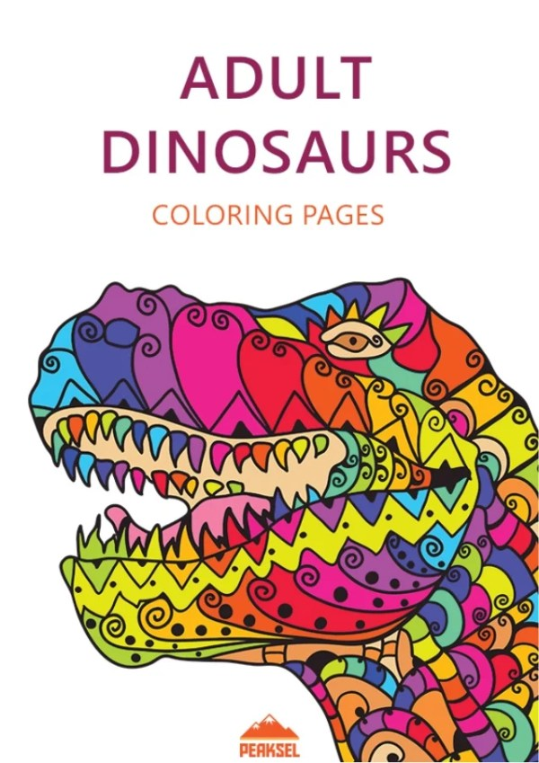 free printable dinosaur coloring pages # 39