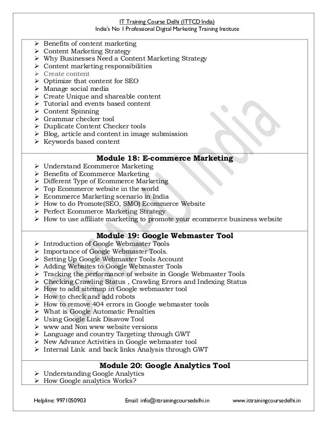 Rhyme's acquisition cost, andrew ng's deeplearning.ai revenue, no. Advance Google Certified Digital Marketing Course Syllabus PDF