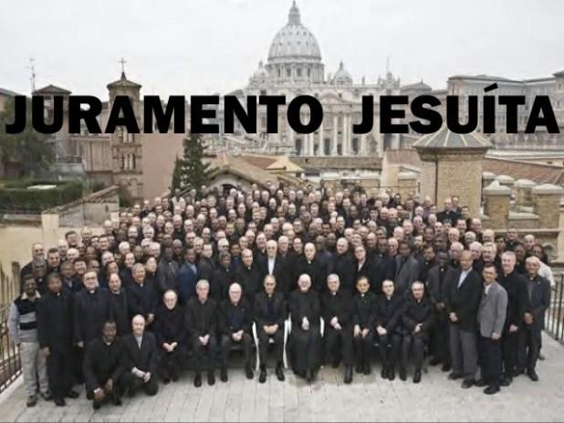 JURAMENTO JESUÍTA