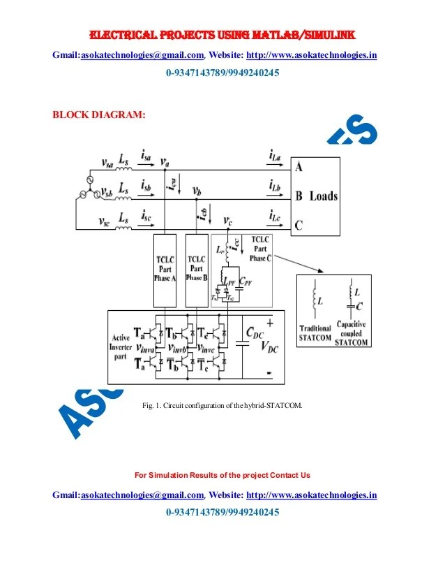 A hybrid stat with wide pensation range and low dc link voltage