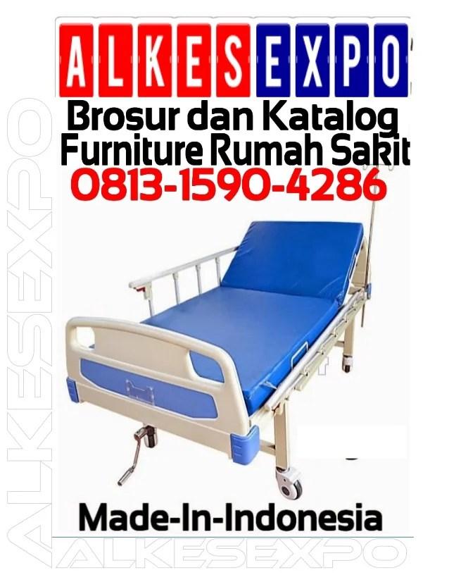Alat Kesehatan & Furniture Rumah Sakit  Made-in-Indonesia