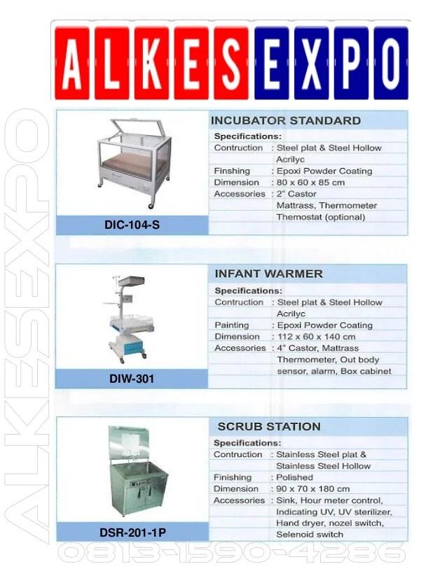 Alat Kesehatan & Furniture Rumah Sakit - Hal 22