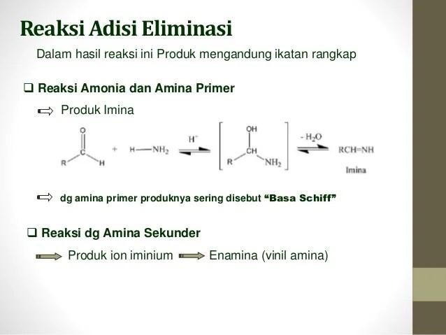 Atom yang sama jenisnya yang terikat pada atom yang sama. Kimia Organik (Aldehid dan keton)