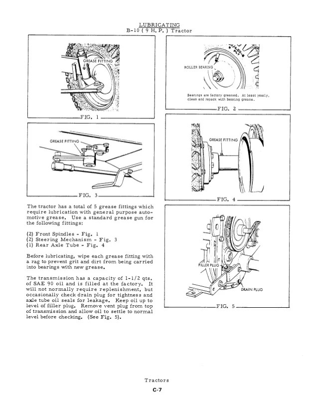 Allis Chalmers Wd Wiring Diagram | Wiring Diagram on