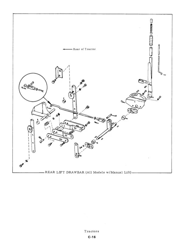 allis chalmers firing order diagram