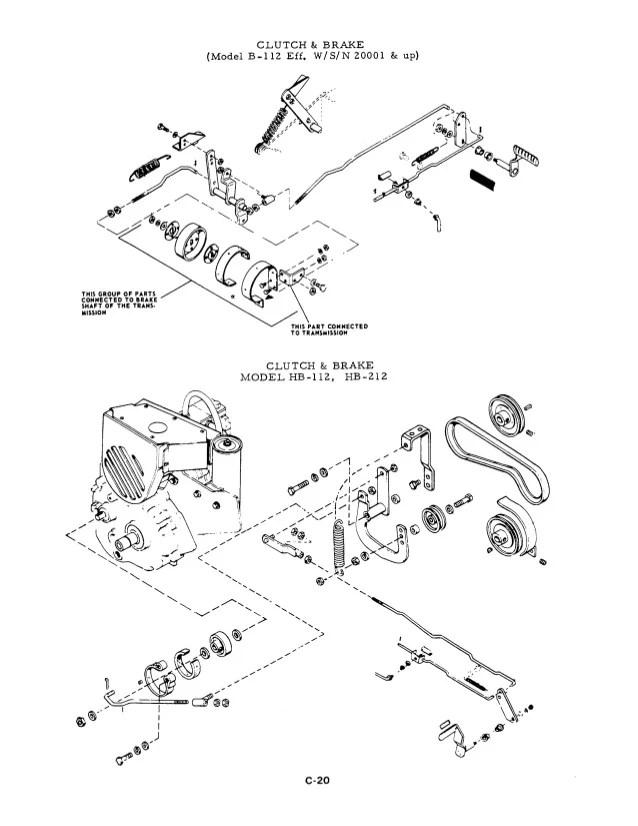 Diagram Wiring Diagram Allis Chalmers B12 93 77 129 Pro