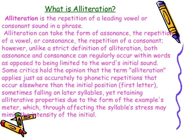 alliteration in beowulf