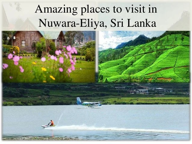 Beautiful Places Nuwara Eliya