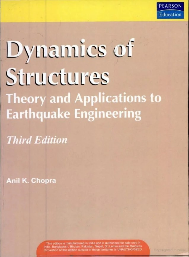 Dynamics of structure theory and application of earthquake