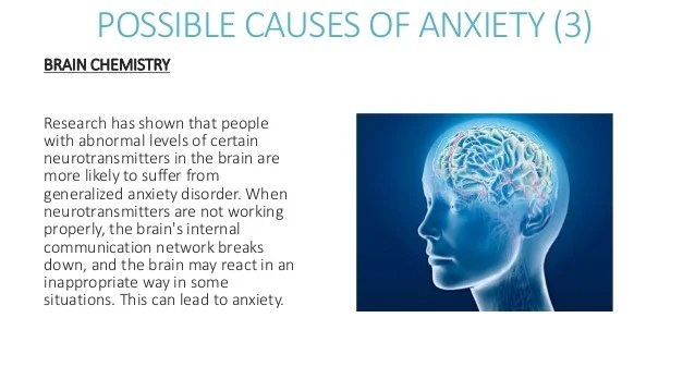 Funny Disorder Generalized Anxiety