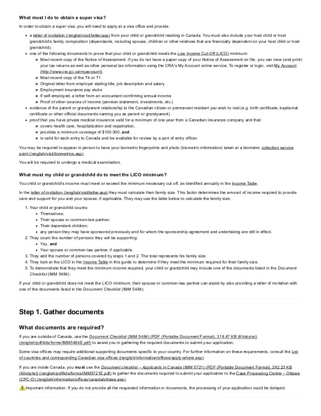 applying for visitor visa temporary
