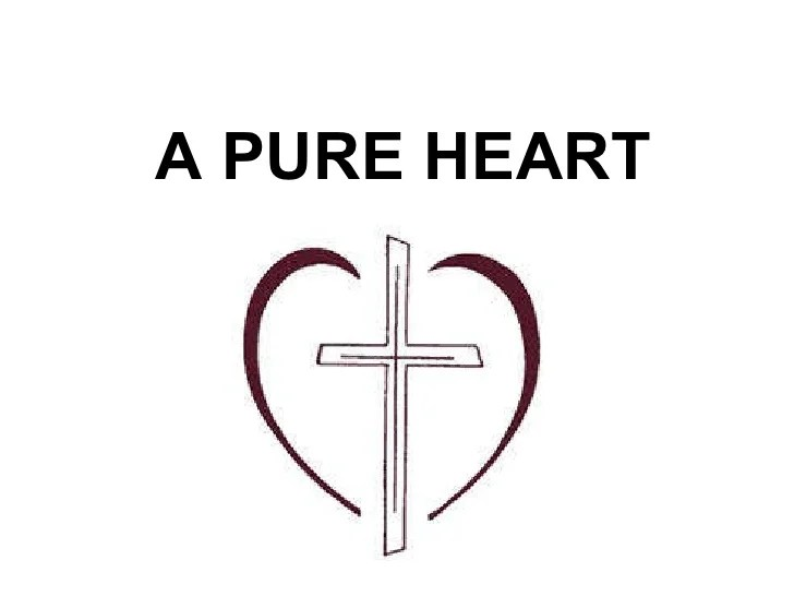 Image result for pure heart heart images