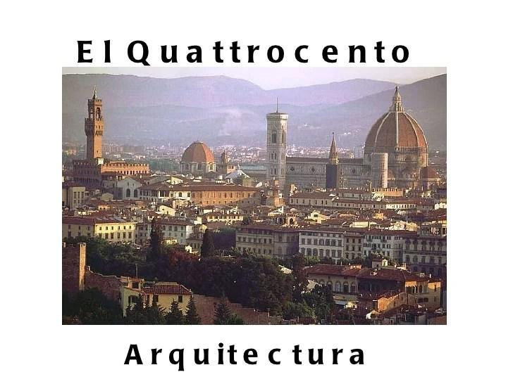 Image result for El quattrocento