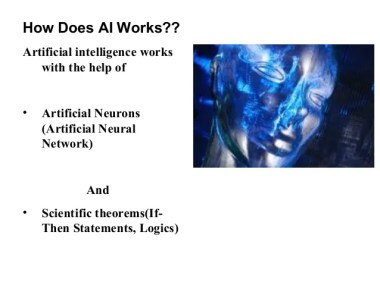 AI working