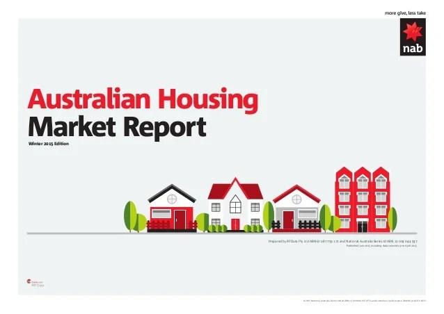 Australian housing-market-report July 2015