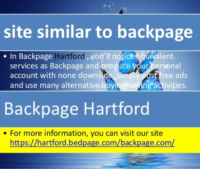 2 Site Similar To Backpage