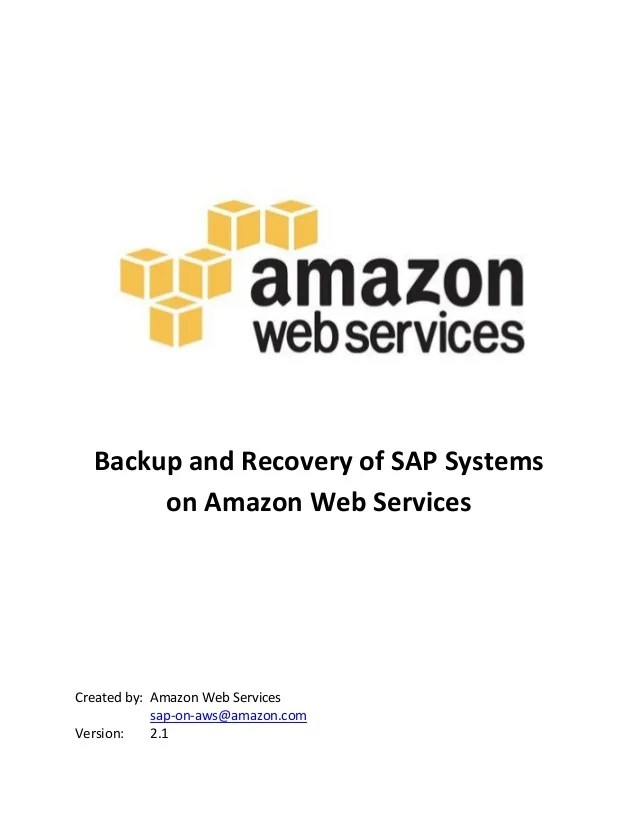 amazon web services and sap - 638×826