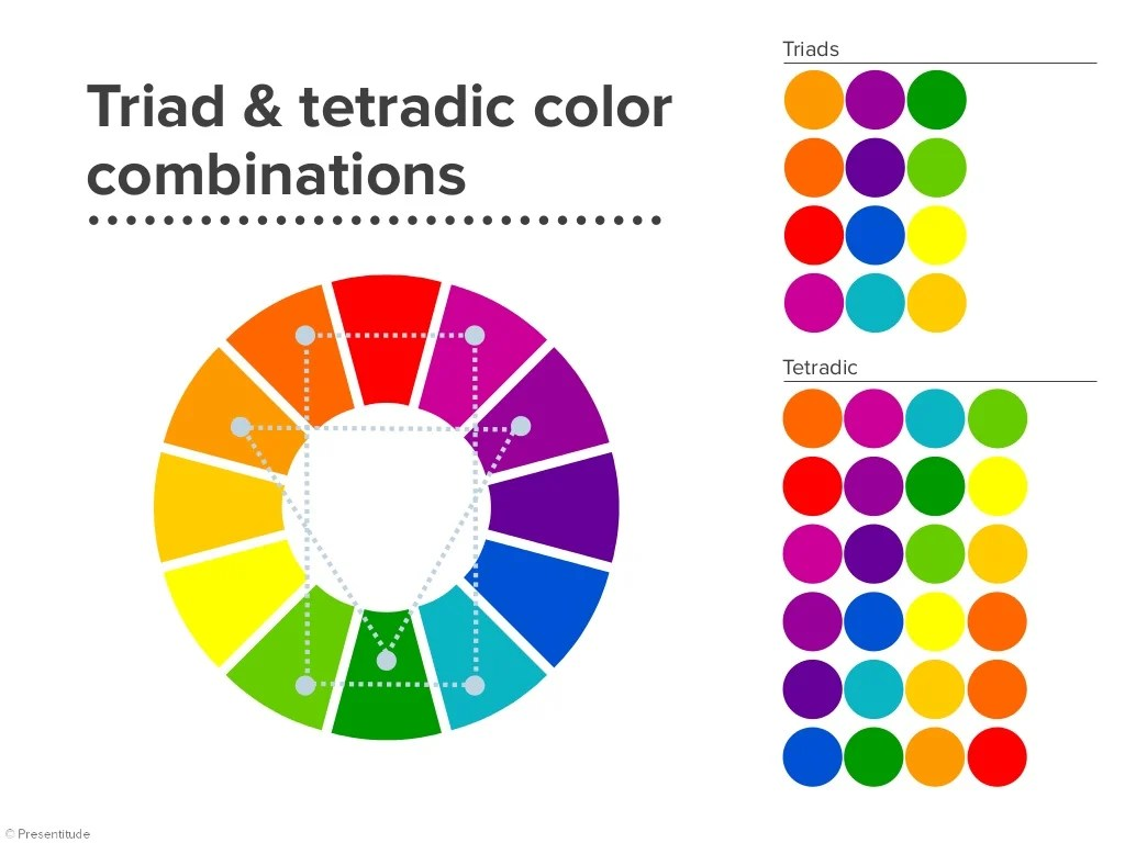 Triad Colors