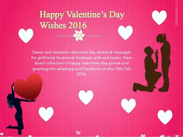 Happy Valentines Day Wishes Wife – Valentine\'s Day Info