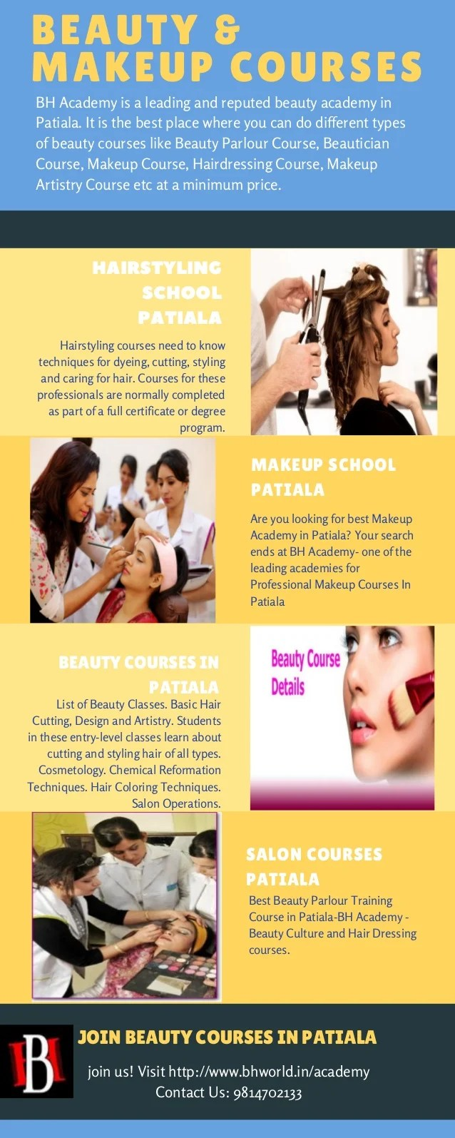 beauty parlour free training course in hyderabad