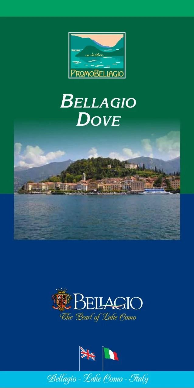 Bellagio Info
