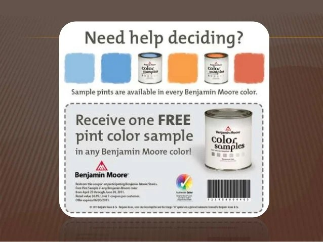 benjamin moore coupons on benjamin moore coupon id=29373
