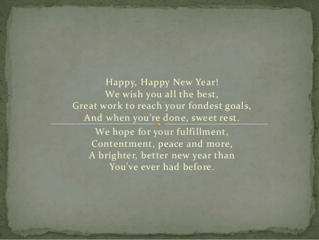 rest new year quotes