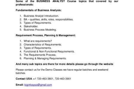 Free Certificate Templates » business analyst certification online ...