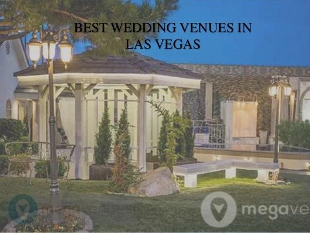Las Vegas Wedding Venue Packages