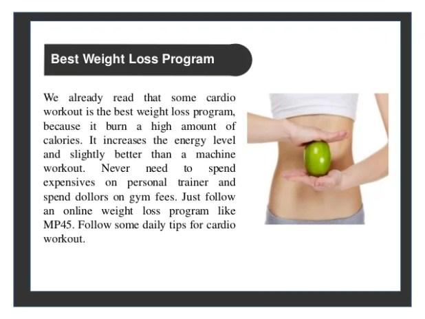 Gym Cardio Workout Plan