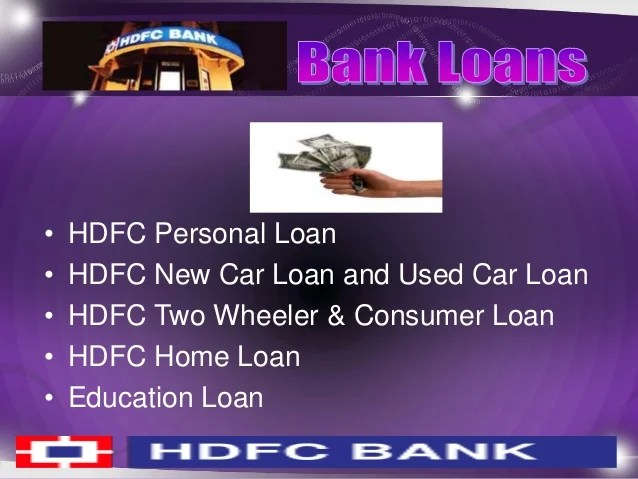 Hdfc Bank Personal