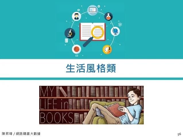 網路購書大數據– 給出版者的洞察分析