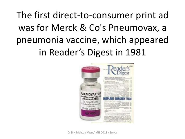 An early example of pharmaceutical advertising