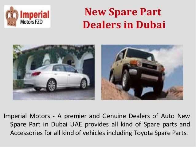 Toyota Genuine Spare Parts Dealers In Dubai | Reviewmotors co