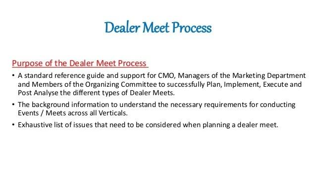Dealer meet invitation card inviview invitation letter format customer meet choice image stopboris Gallery