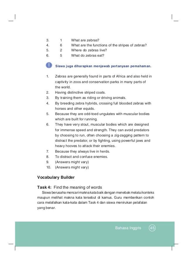 Kunci Jawaban Buku Paket Bahasa Inggris Kelas 12 Bahasa Inggris Kelas 7 Bab 3 What Time Is It Express Time Day Week And Month Bse Rev2017 Youtube Bahasa Inggris Buku