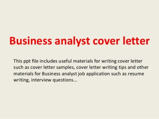 Erp Analyst Cover Letter Legal Analyst Cover Letter Workflow