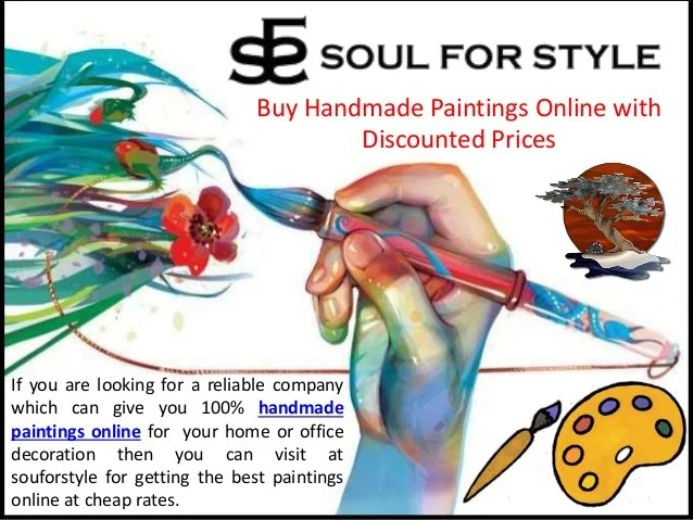 Buy Handmade Paintings Online At Sfs