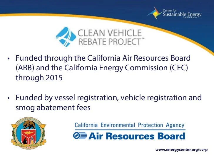 California Center for Sustainable Energy: PEV Benefits and ...