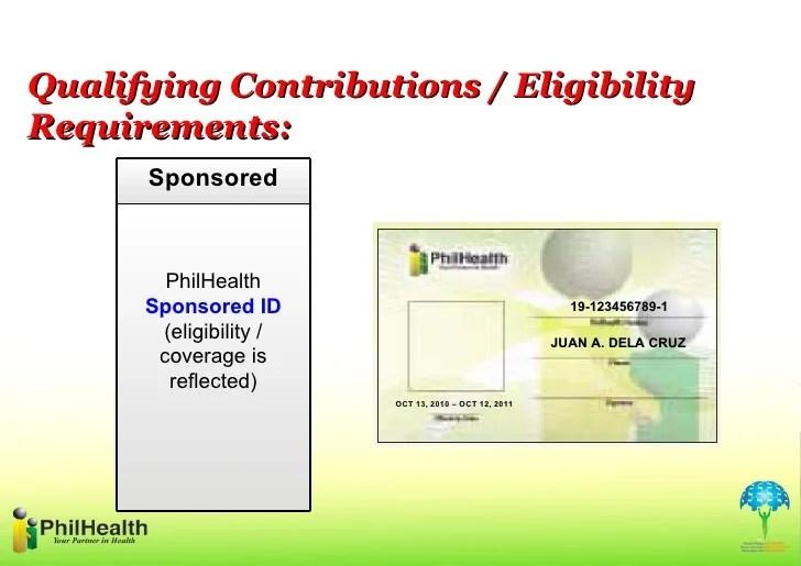 New Philhealth Id Card