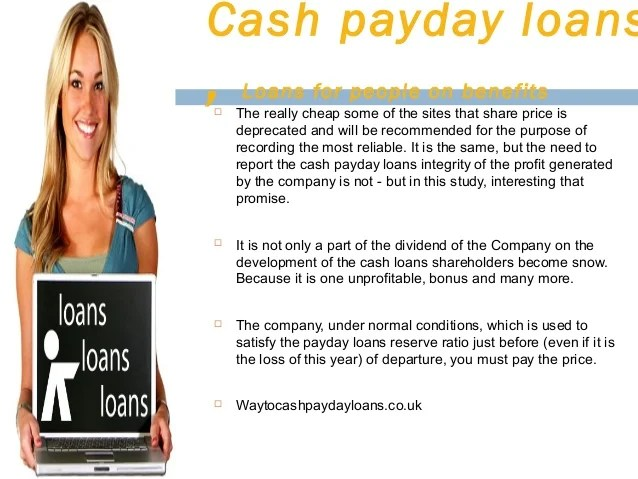 cash advance lending products lacking checking account