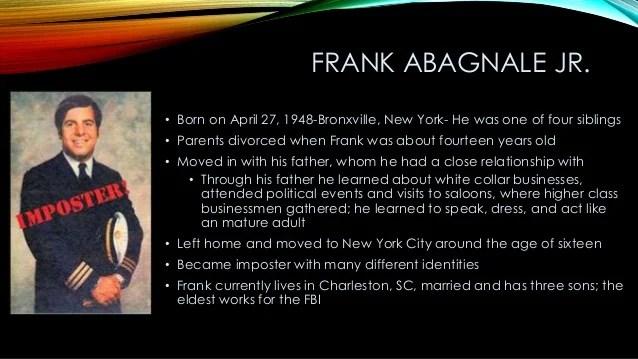 Frank Abagnale Jr House