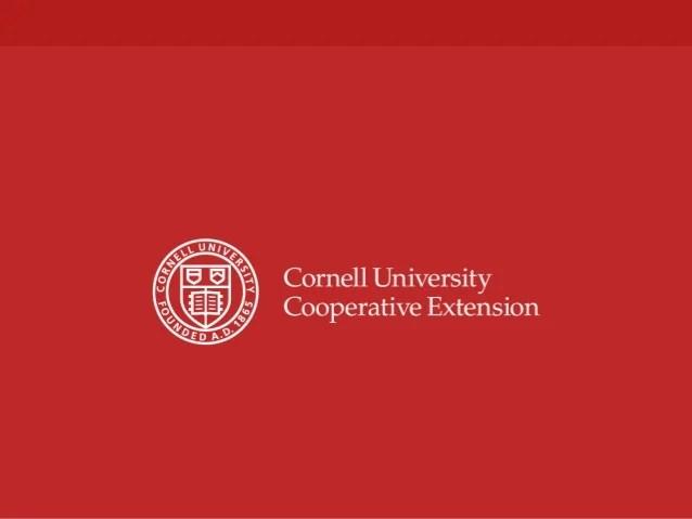 Cornell Cooperative Extension Intern Presentations 2014
