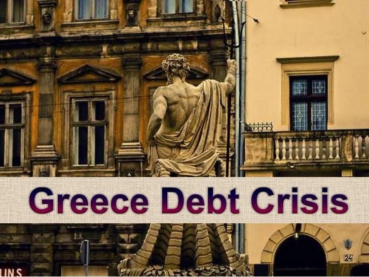 Goldman Sachs and Greek Debt Crisis